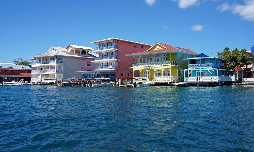 Las islas de Bocas del Toro. Arrecifes y paraíso en Panamá