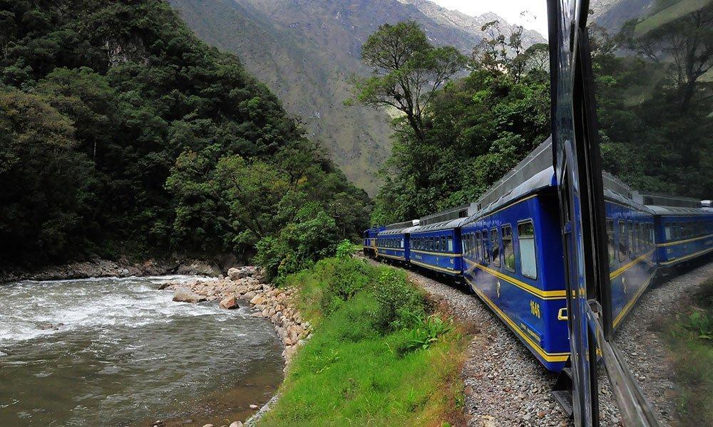 Cuzco Tren a Machu Picchu